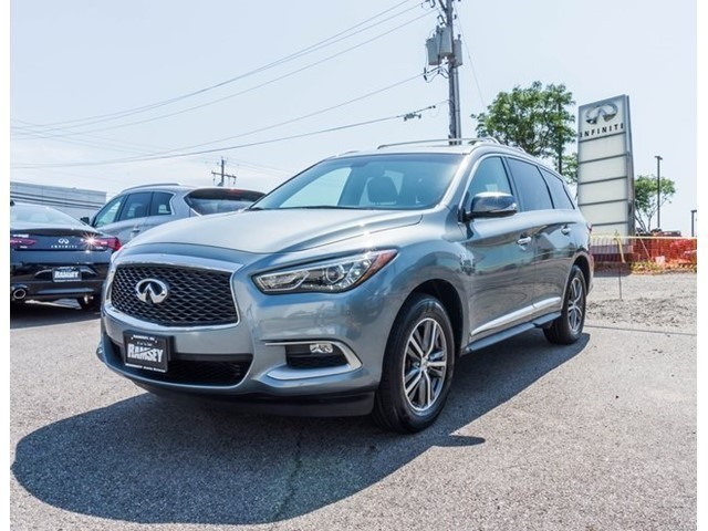 Certified Pre-Owned 2016 INFINITI QX60 3.5 AWD
