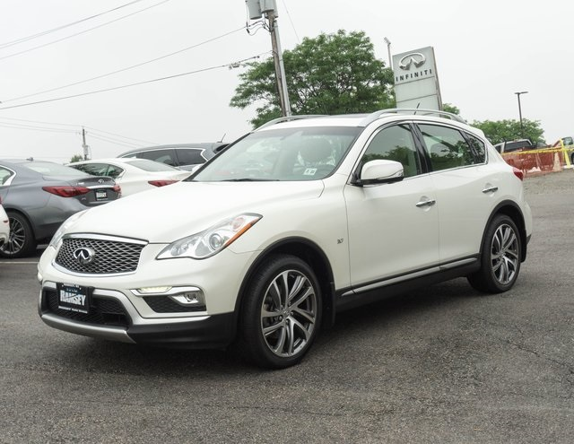 Certified Pre-Owned 2017 INFINITI QX50 Technology