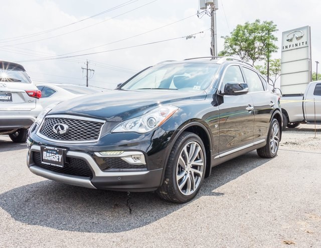 Certified Pre-Owned 2016 INFINITI QX50 Deluxe Touring