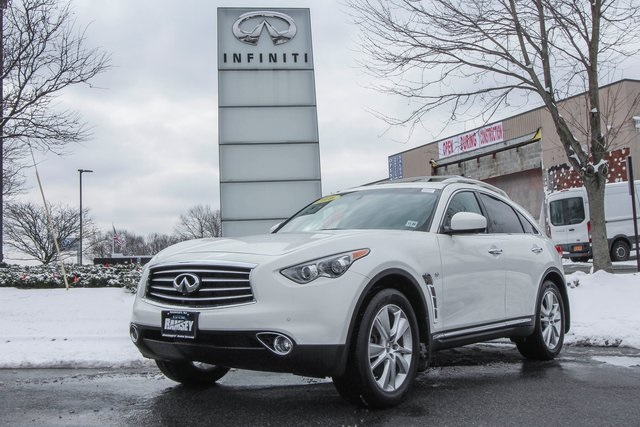Certified Pre Owned 2016 Infiniti Qx70 Base