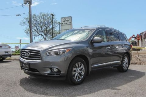 Certified Pre-Owned 2015 INFINITI QX60 PREMIUM PLUS