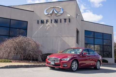 Certified Pre-Owned 2014 INFINITI Q50 Sport