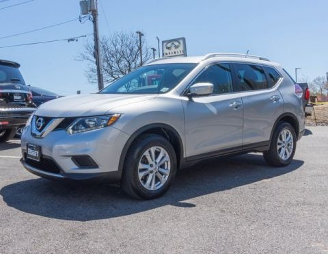 Pre-Owned 2015 Nissan Rogue SV Premium Package Navigation